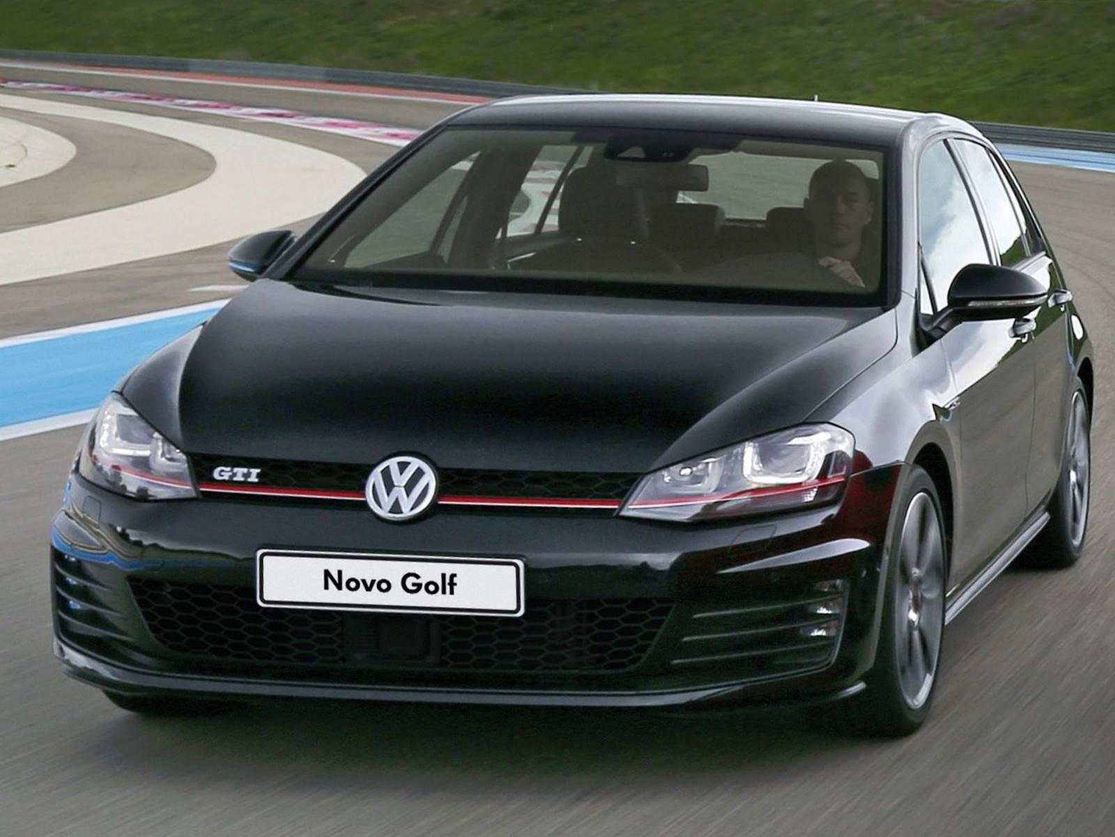 Capricórnio - Volkswagen Golf