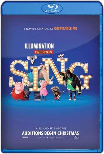 Sing: Ven Y Canta (2016) HD 1080p Latino