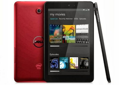 Dell of late launched ii tablet running Android amongst latest covert size  Dell officially launched tablet Venue seven in addition to Venue 8 Android running, toll $ 149