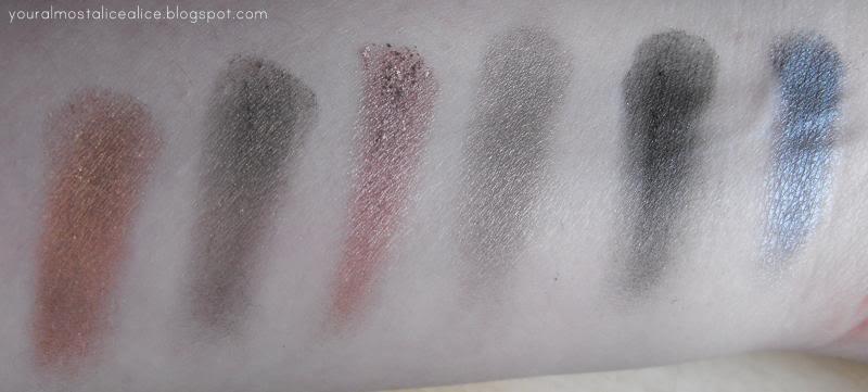 MUA Undressed Eyeshadow Palette