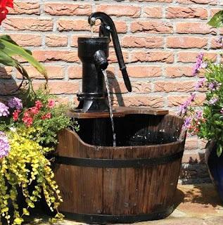 Casa dell 39 idraulica fermo fontana ornamentale da arredo for Completi da giardino