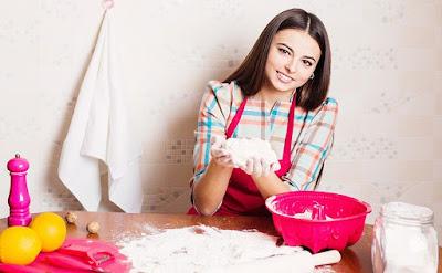 Cobalah Resep di dapur seksi