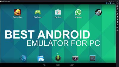 The 7 Best Android Emulators Of 2018.