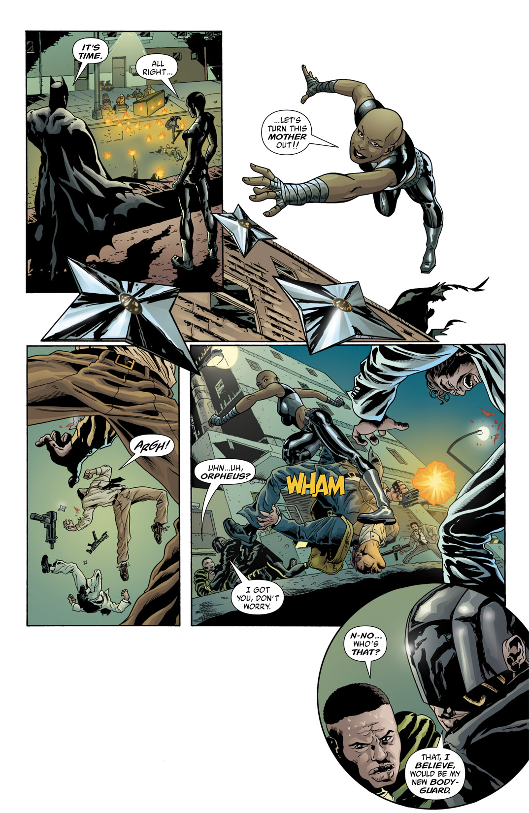 Detective Comics (1937) 795 Page 27