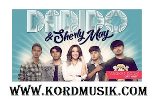 Kunci Gitar Dadido - Angkat Donk (Feat. Sherly May)