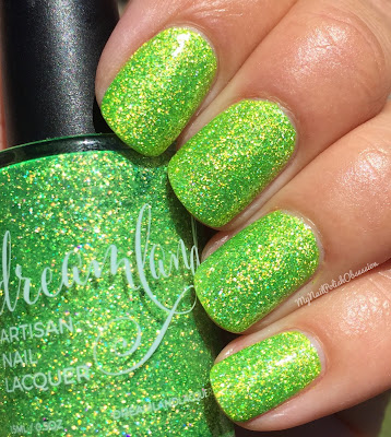 Dreamland Lacquer: #Autocorrect Collection, Kiss Me, I'm A Fish