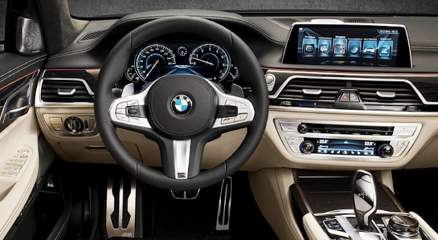 2017 BMW M760Li Xdrive Review Design Release Date Price And Specs