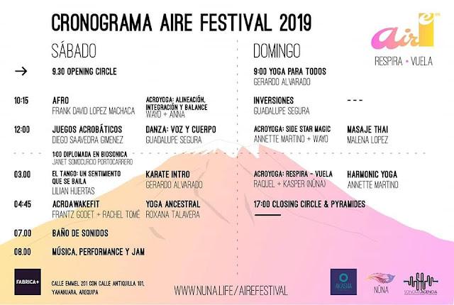 Festival de Yoga 2019