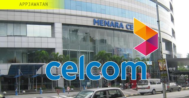 Jawatan Kosong di Celcom Axiata Berhad