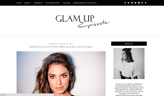 Glam Up Template