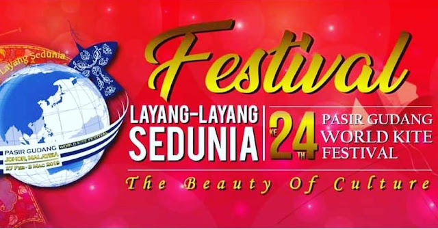 Festival Layang-layang Sedunia