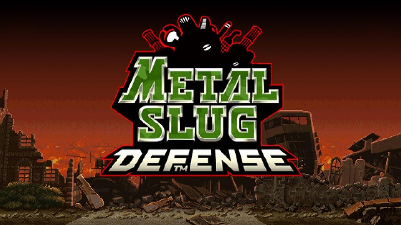 Game Offline Metal Slug Defense Mod APK + OBB Download Full
