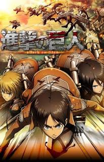 تقرير أنمي هجوم العمالقة Shingeki no Kyojin