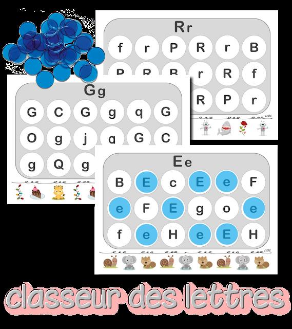 Reconnaissance des lettres majuscules