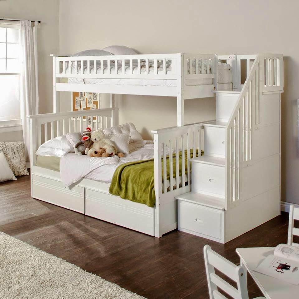 80 Ide Desain Kamar Tidur Anak Untuk Berdua Minimalis Dengan