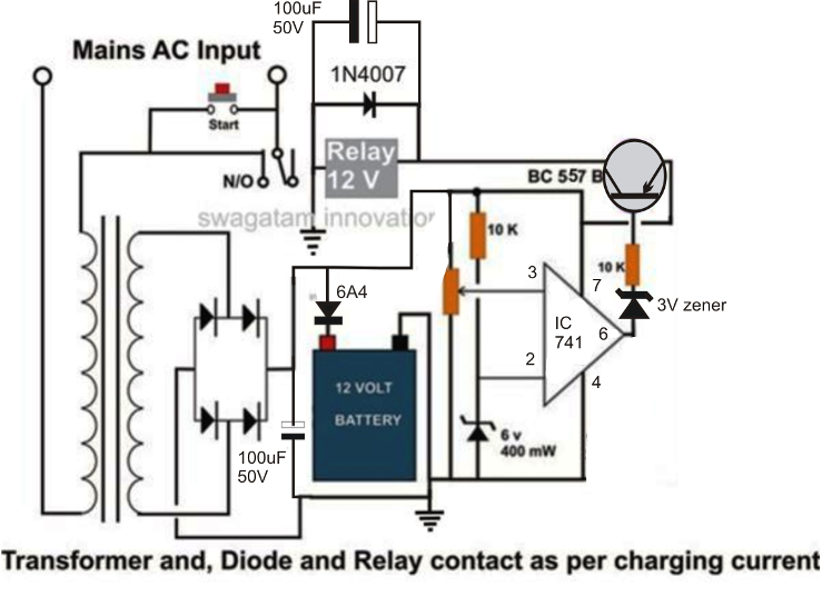 current relay explained