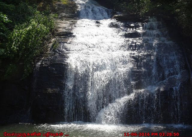 Falls in Chattahoochee National Forests