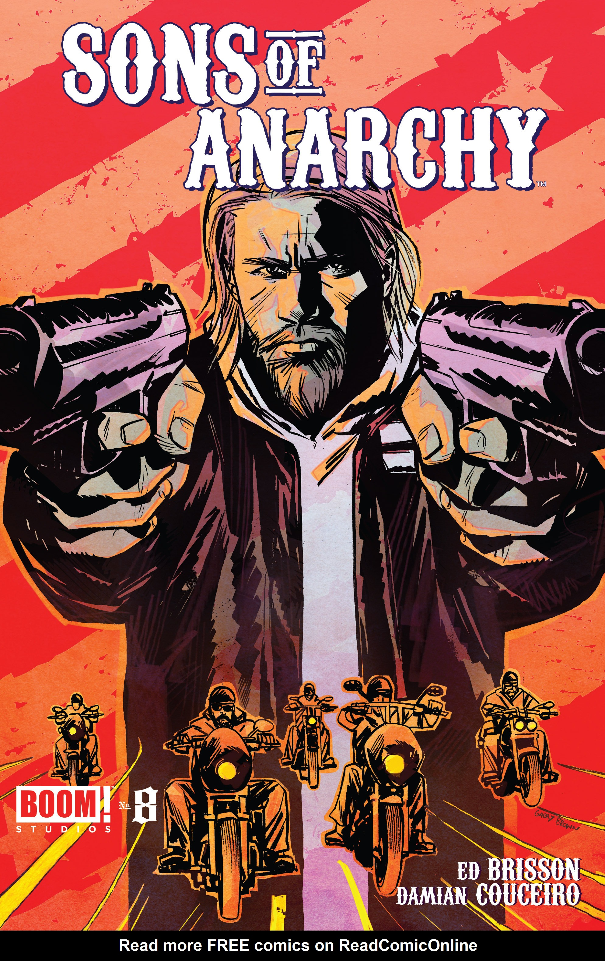 Read online Sons of Anarchy comic -  Issue #8 - 1