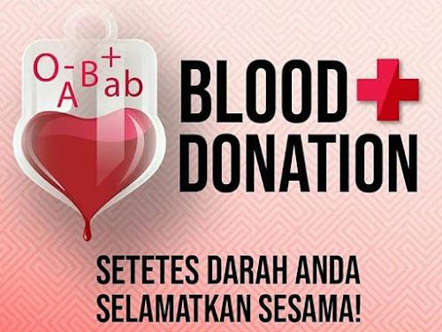 Cara donor darah di PMI Bandung