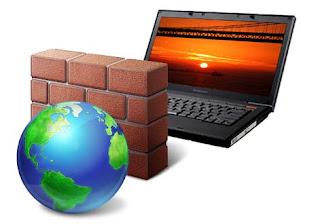 قطع الانترنت عن بعض البرامج المثبتة على الويندوز