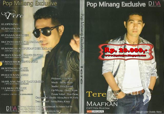 Tere - Maafkan (Album Pop Minang Exclusive)