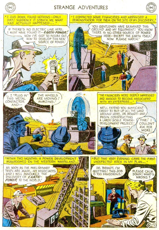 Strange Adventures (1950) issue 54 - Page 5