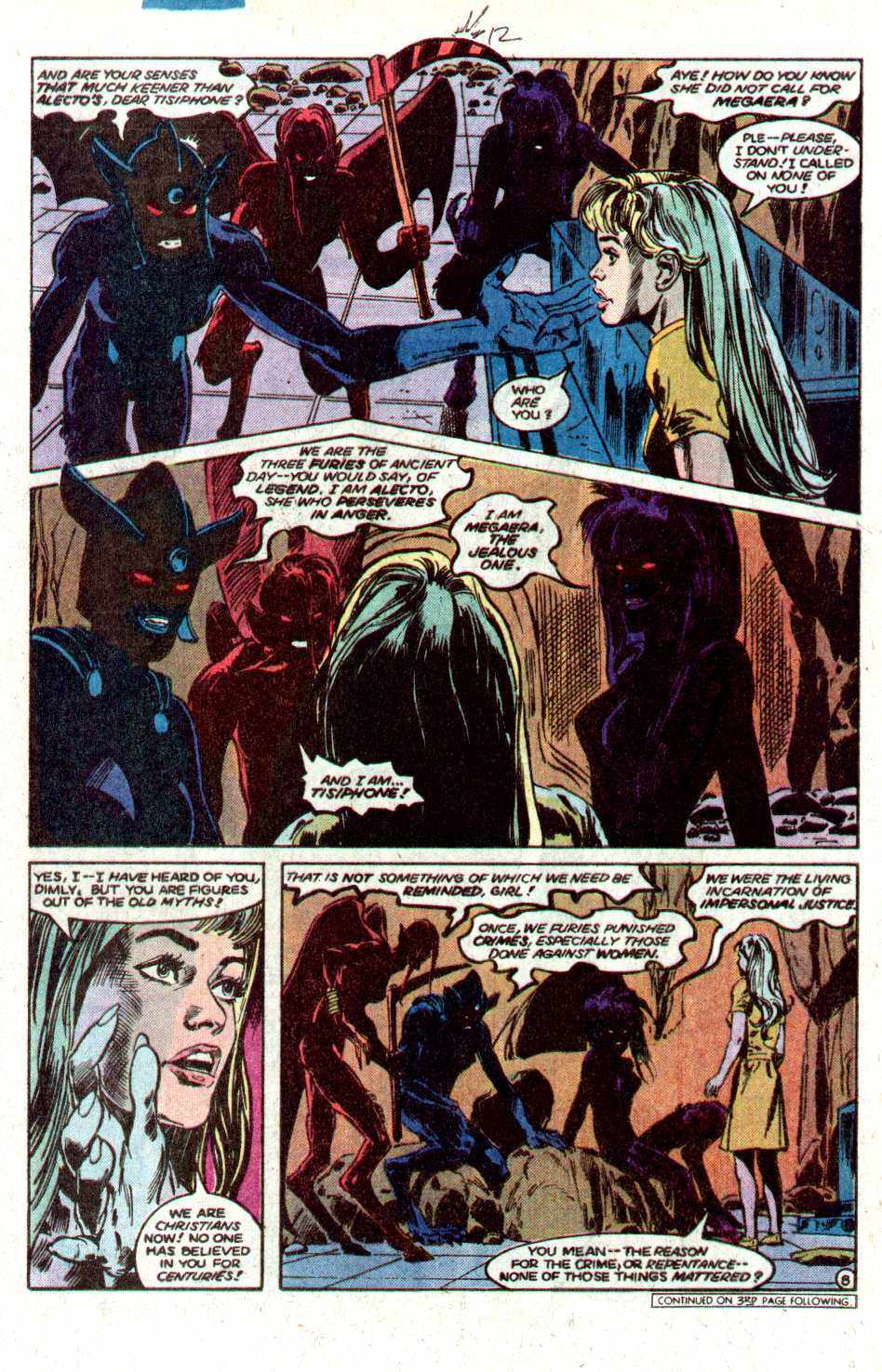 Read online Secret Origins (1986) comic -  Issue #12 - 9