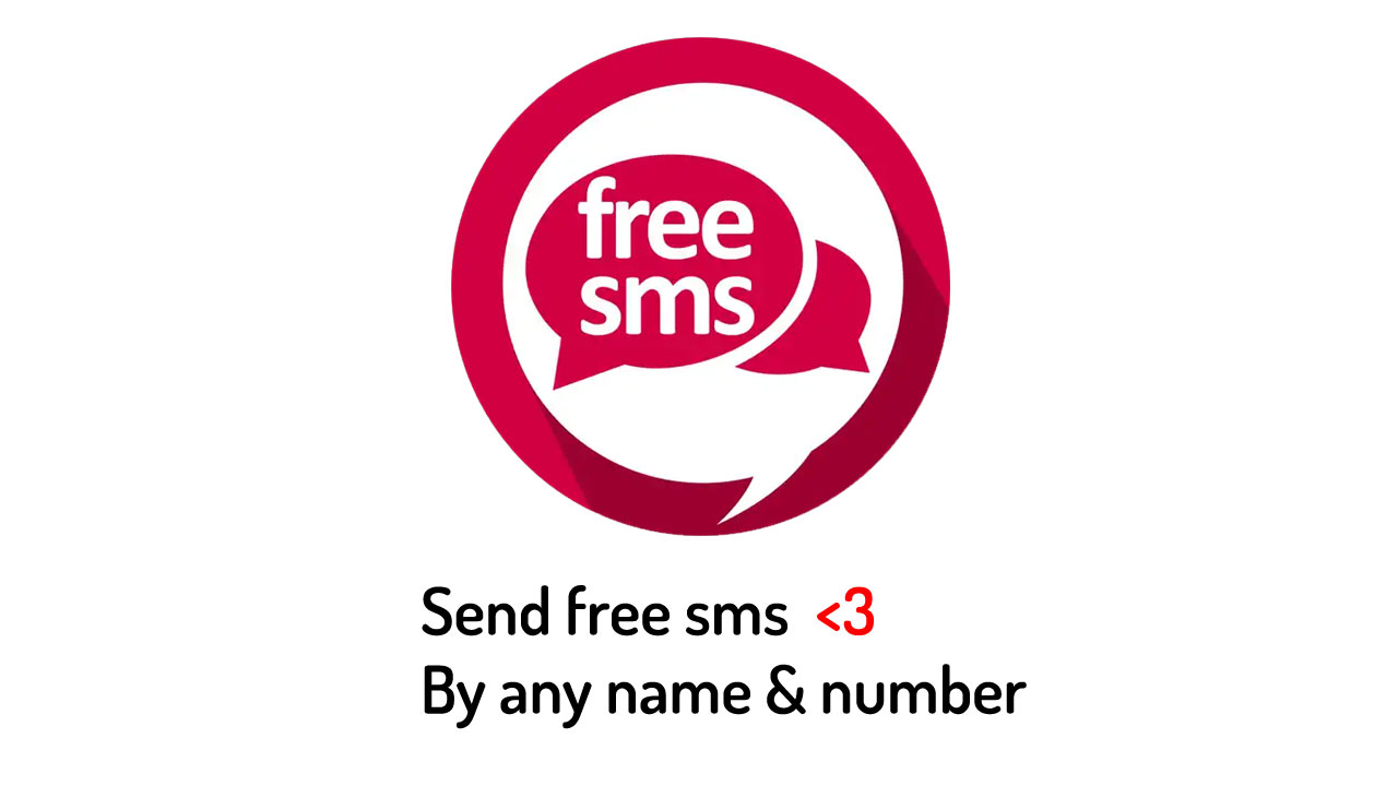 Free Sms Service | Send sms by name send sms by any number