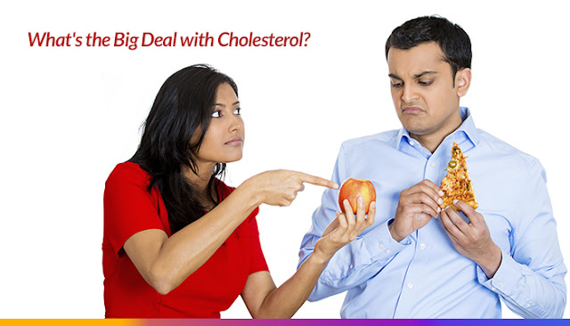 Understand How To Deal With Cholesterol