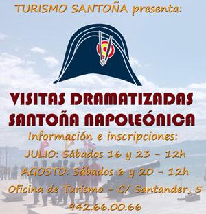 visitas guiadas dramatizadas santo a napole nica 2016