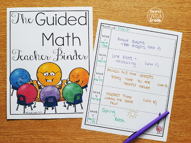 Use the weekly and monthly calendar pages to plan out your lessons and stay on pace all year!