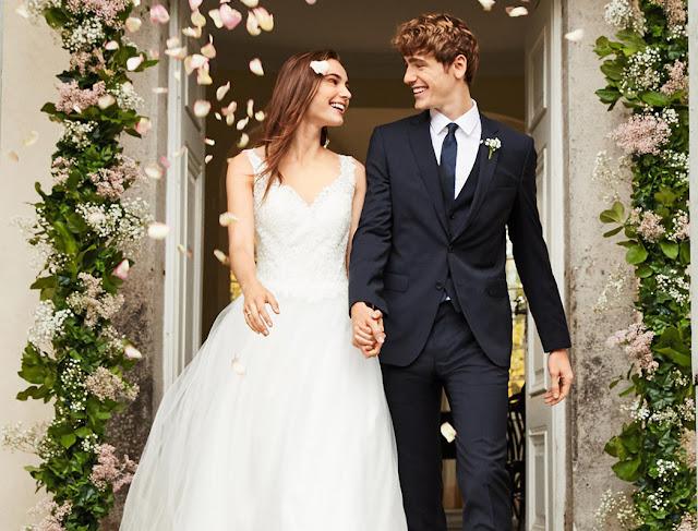 4 stylizacje na wesele Peek & Cloppenburg. Czyli jak się ubrać jako gość?