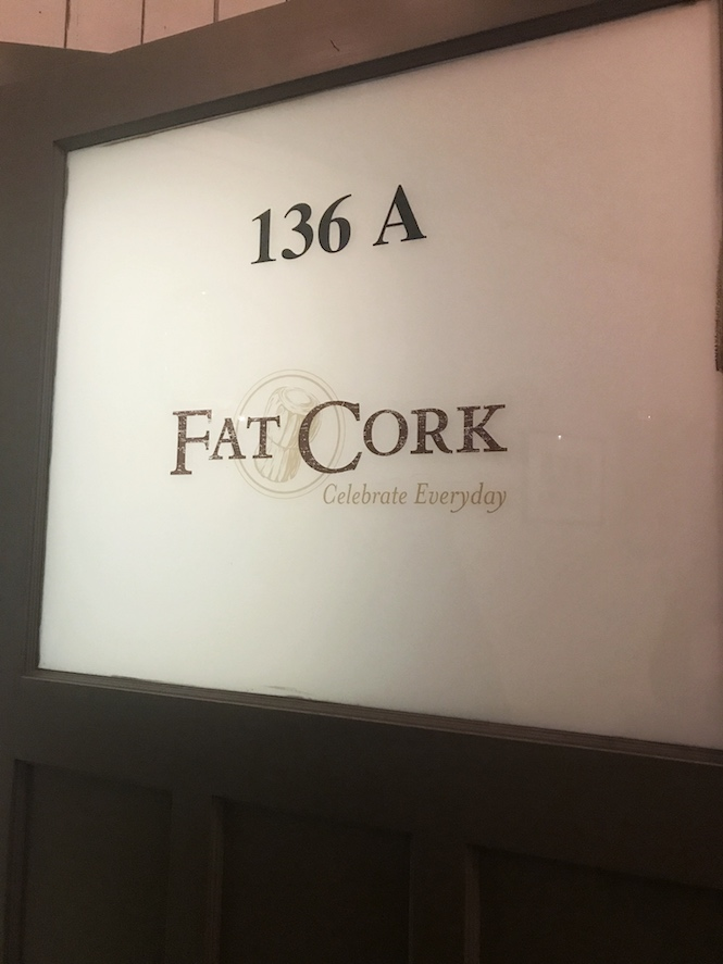 Fat Cork Door