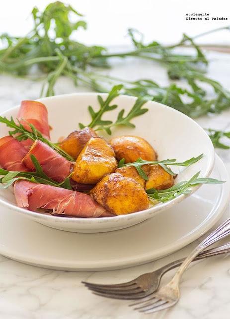 9 recetas con melocotón
