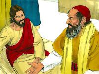 Законникът пита Исус А кой е моят ближен