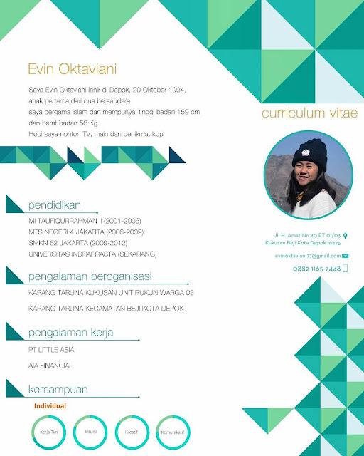 Contoh Membuat Curriculum Vitae Yang Menarik Order An Essay Online