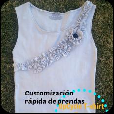 Customización de prendas
