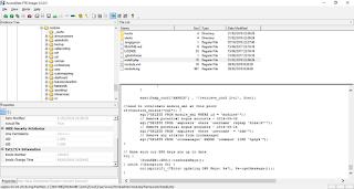 FTK para extraer el módulo framework para FreePBX.