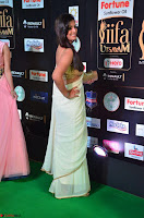 Varalakshmi in Cream Saree Sleeveless Backless Deep Neck Choli at IIFA Utsavam Awards March 2017 008.JPG
