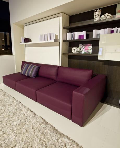 Design classic interior 2012 muebles 3 en 1 armario for Sofa cama armario