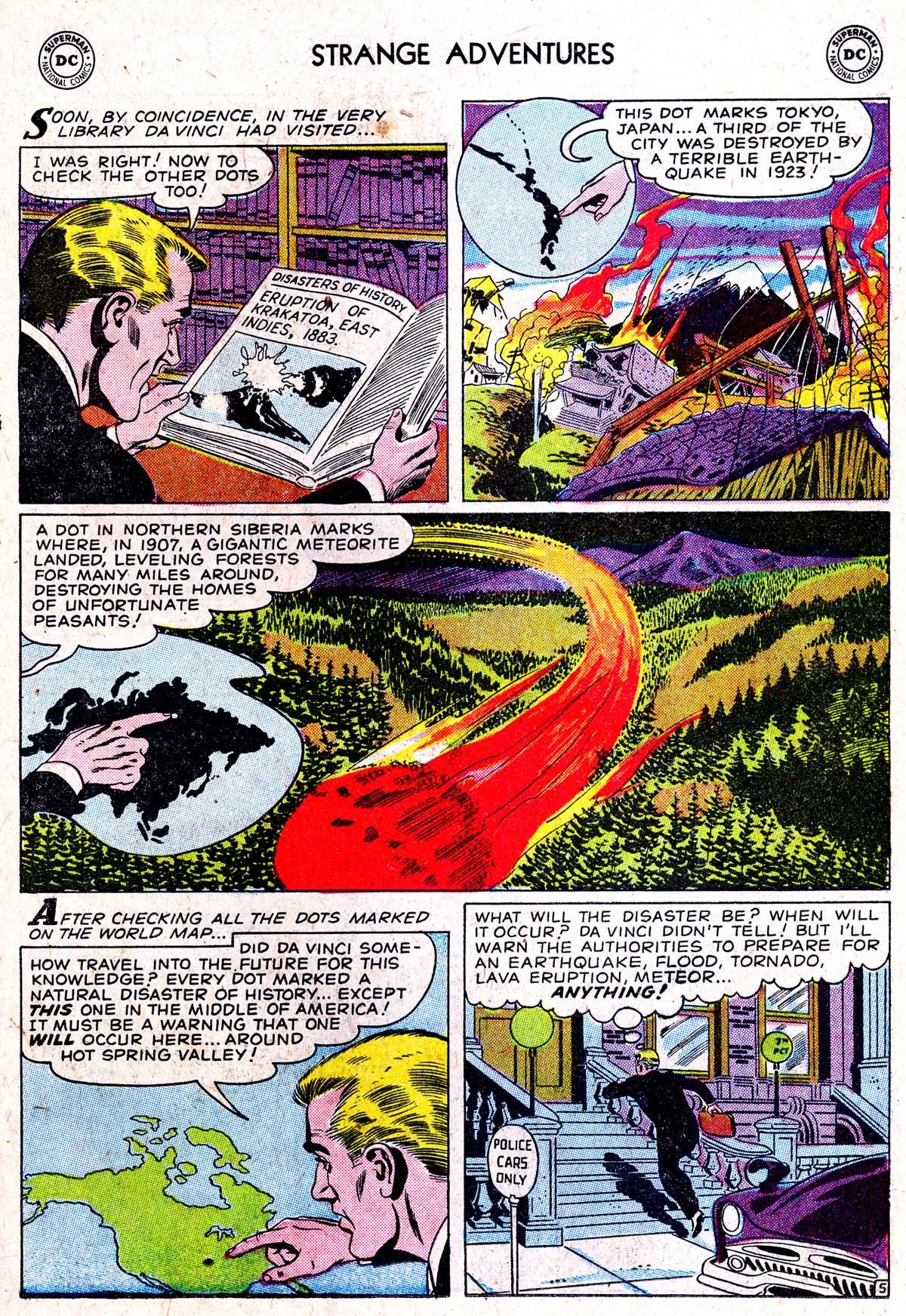 Strange Adventures (1950) issue 88 - Page 15