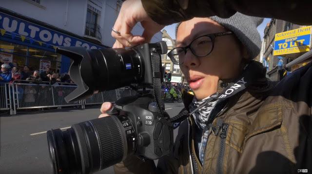 Canon 80D vs Sony a6300