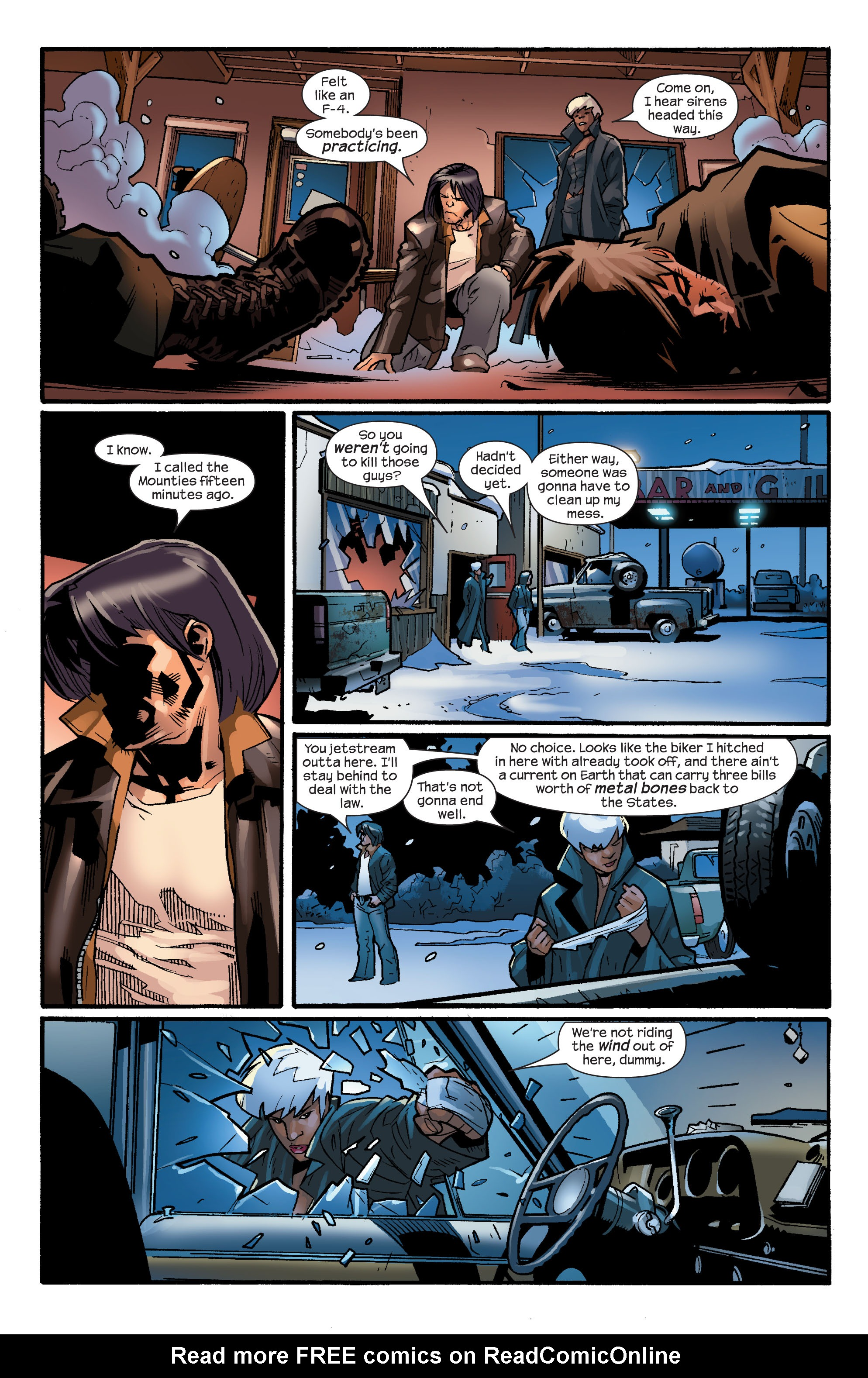 Read online Ultimate X-Men comic -  Issue #59 - 16
