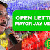 An open letter to Mayor Jay Vergara