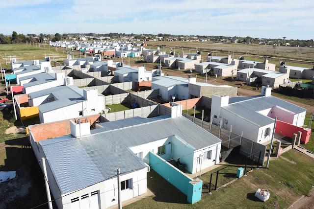 La gestión municipal entregará viviendas del 4to Círculo Municipal