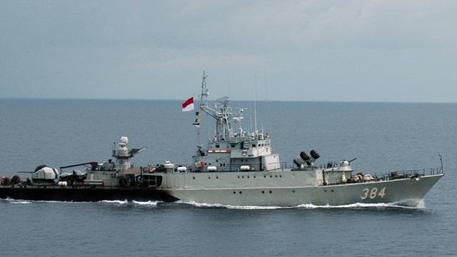 Klarifikasi TNI AL Mengenai Isu KRI Patiunus Yang di Hajar Torpedo