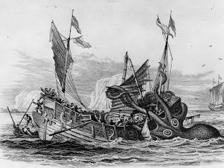kraken hoax