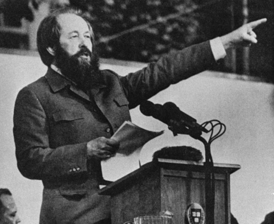 solzhenitsyn a world split apart A world split apart: commencement address delivered at harvard university, june 8, 1978 [aleksandr isaevich solzhenitsyn] on amazoncom free shipping on qualifying offers.