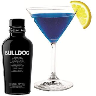Cocktail con ginebra Bulldog : Zapatilla de Cristal