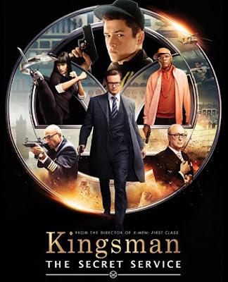 Kingsman: The Secret Service (2014) Bluray Subtitle Indonesia